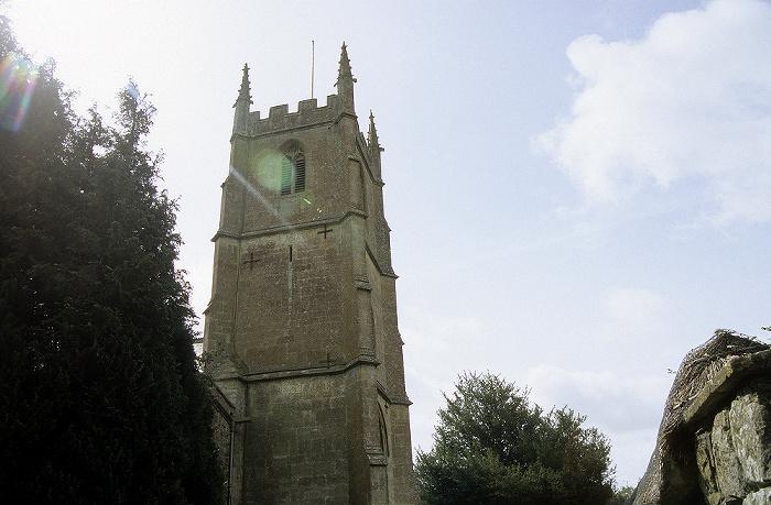 Avebury Dorfkirche