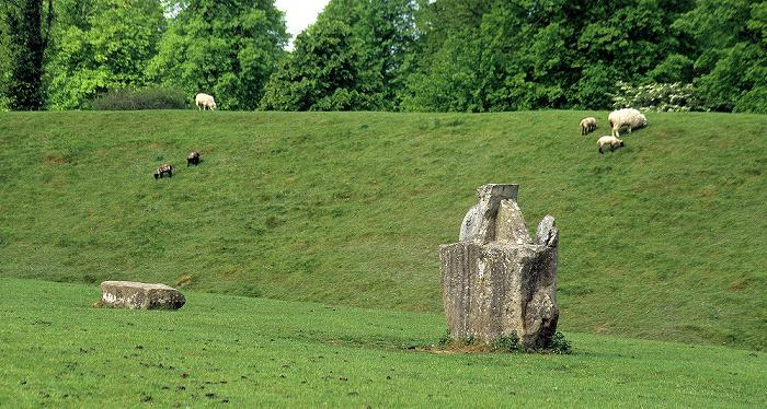 Avebury Äußerer großer Steinkreis: Nordwest-Sektor