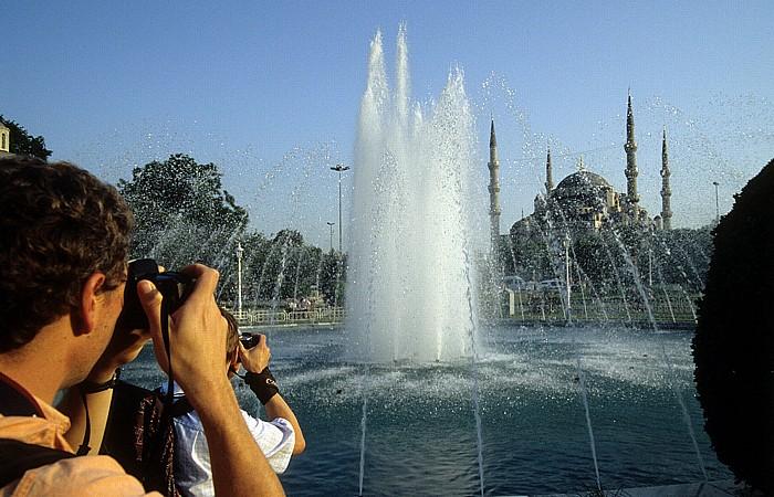 Sultanahmet-Platz Istanbul