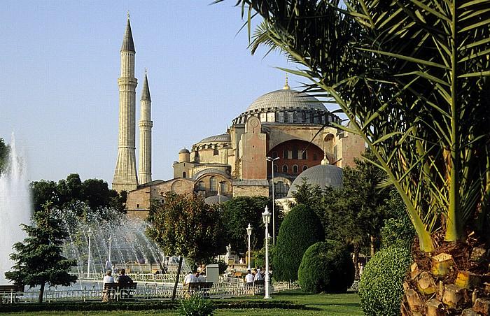 Sultanahmet-Platz, Hagia Sophia Istanbul