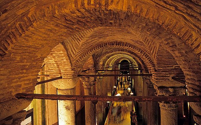 Istanbul Yerebatan-Zisterne