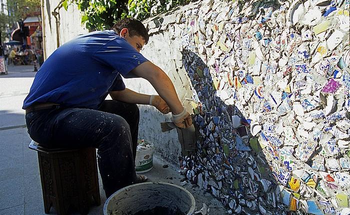 Istanbul Molla Fenari: Handwerker