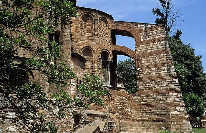 Istanbul Erlöserkirche des Chora-Klosters