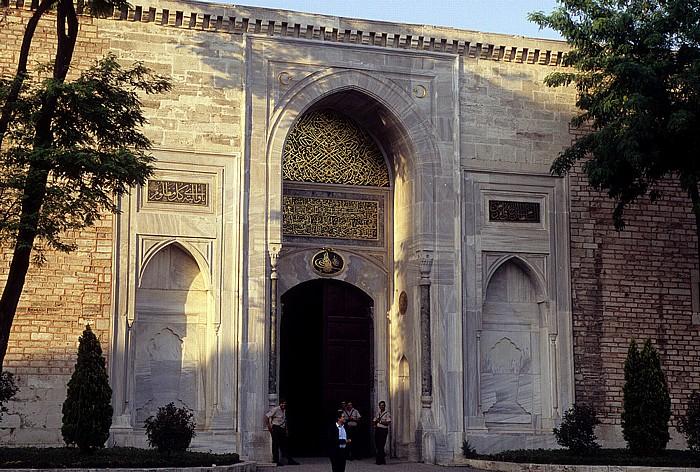 Istanbul Topkapi-Palast: Porta Augusta