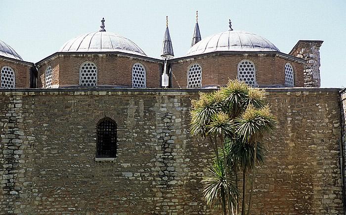 Topkapi-Palast: Waffen- und Rüstkammern Istanbul