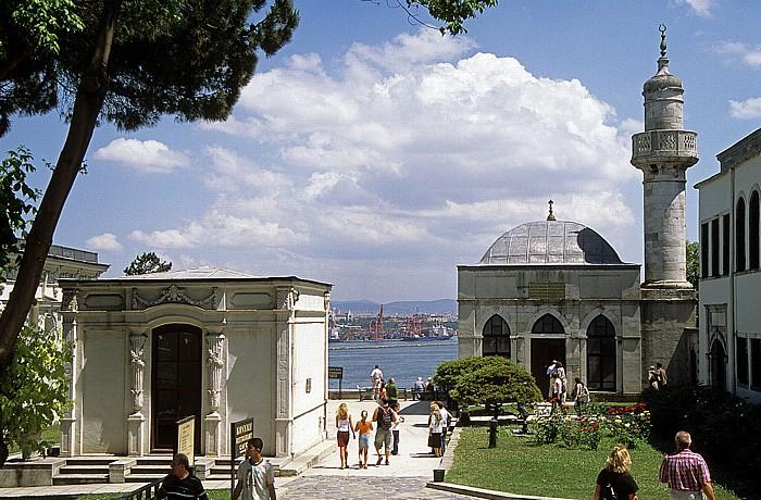 Topkapi-Palast: Vierter Hof Istanbul