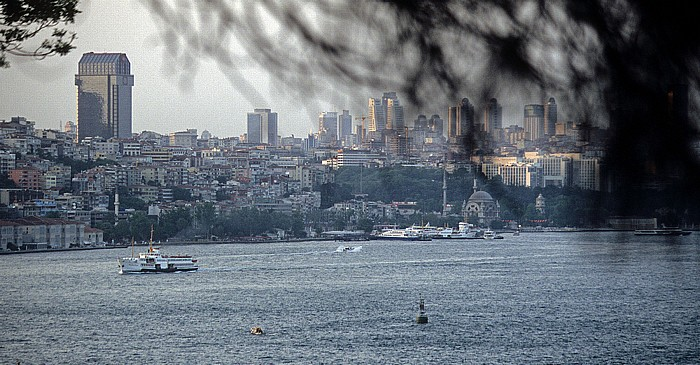 Gülhane-Park: Beyoglu, Bosporus Istanbul