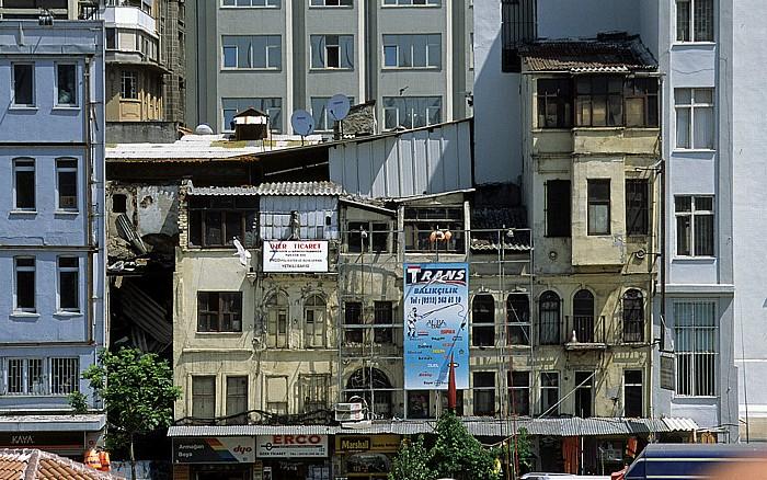 Galata (Karaköy) Istanbul
