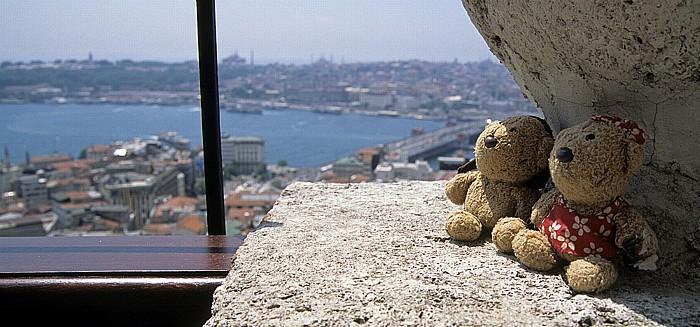 Istanbul Galata-Turm: Teddy, Teddine Sultanahmet