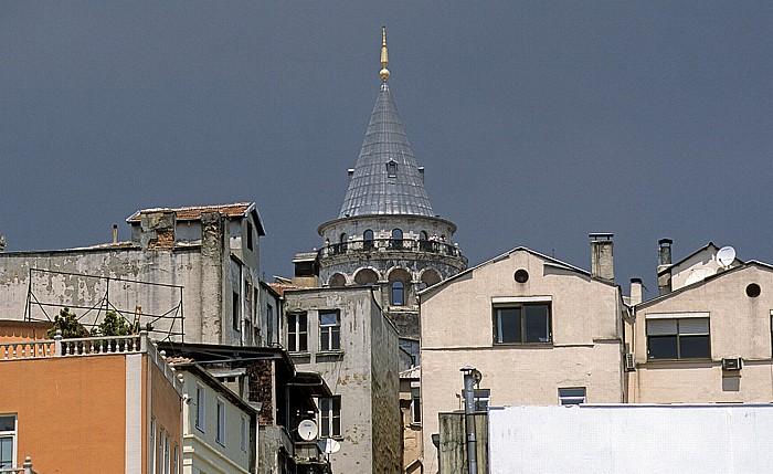 Istanbul Galata-Turm