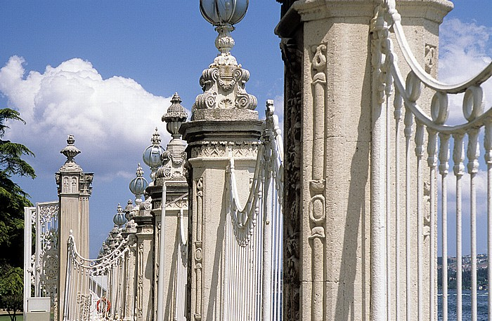 Istanbul Dolmabahçe-Palast