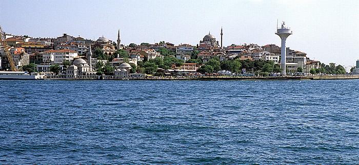 Istanbul Bosporus, Üsküdar