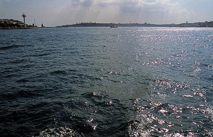 Istanbul Üsküdar, Bosporus, Sultanahmet, Goldenes Horn, Galata