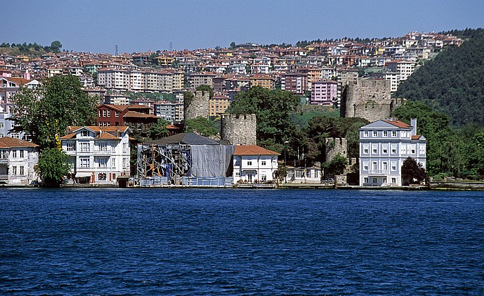Bosporus Festung Asiens (Anatolische Burg)