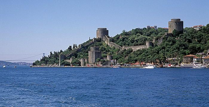 Bosporus Europäische Festung Bosporus-Brücke