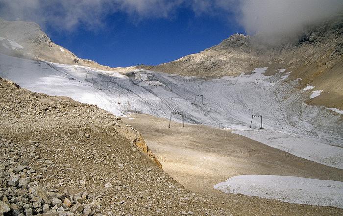Zugspitze Zugspitzplatt, Schneeferner
