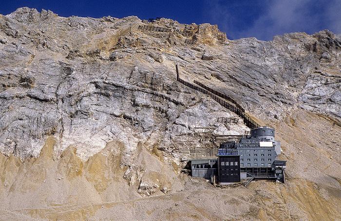 Zugspitze Scheefernerhaus