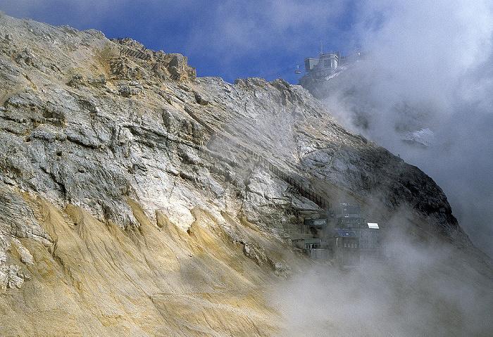 Zugspitze Zugspitzplatt