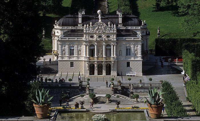 Linderhof Schloss