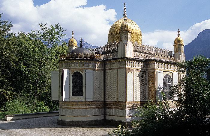 Linderhof Schlosspark: Maurischer Kiosk