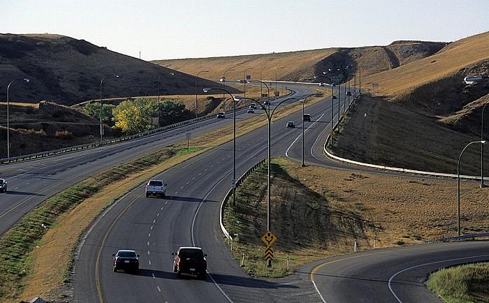 Lethbridge Crowsnest Highway (Alberta Highway 3): Trans-Canada Highway
