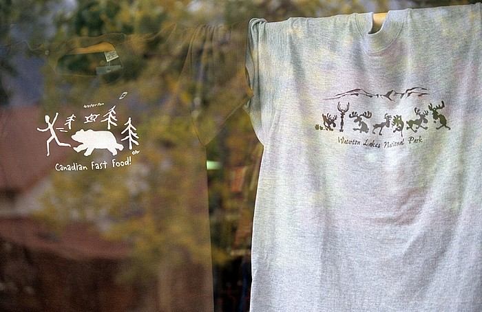 Waterton Townsite T-Shirts
