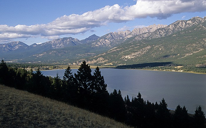 British Columbia Columbia Lake, Kootenay Ranges (Rocky Mountains)