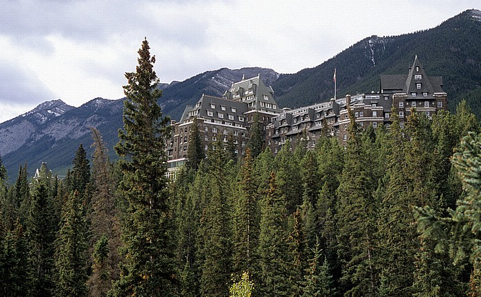 Banff National Park Banff Springs Hotel