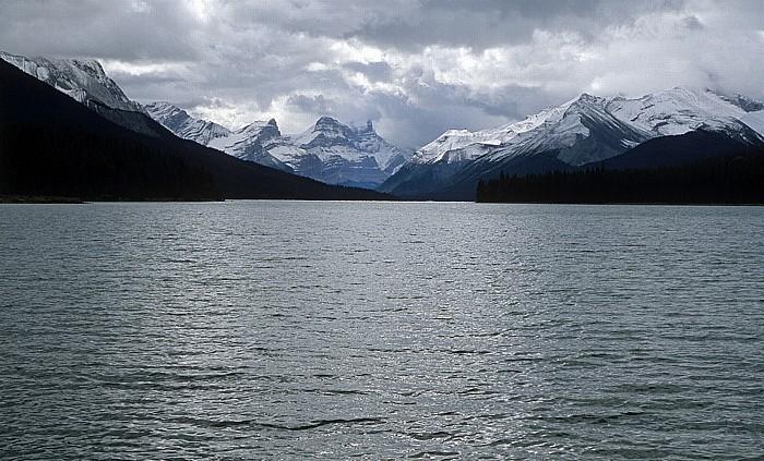 Jasper National Park Maligne Lake