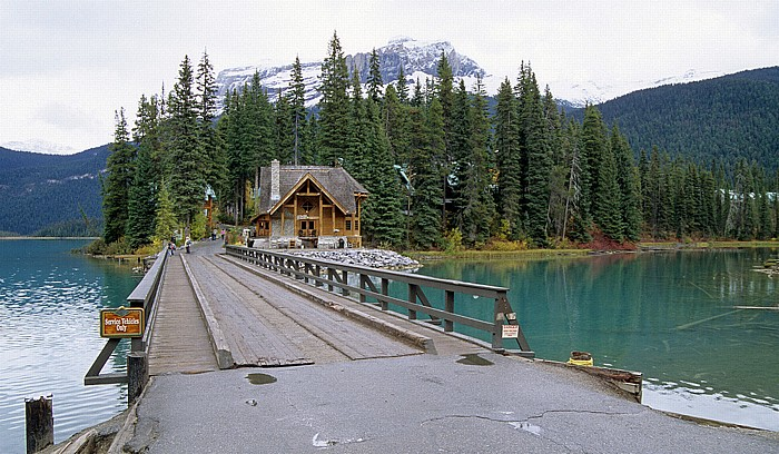 Yoho National Park Emerald Lake: Emerald Lake Lodge