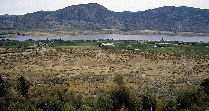 Desert Centre Osoyoos, Osoyoos Lake Desert Center