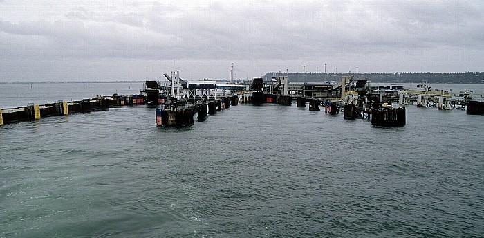 Tsawwassen Fährhafen Fährterminal