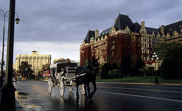 Victoria The Fairmont Empress Hotel