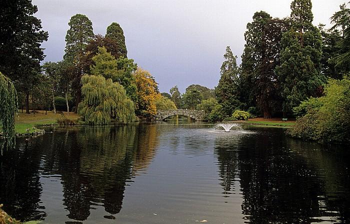 Victoria Beacon Hill Park: Goodacre Lake