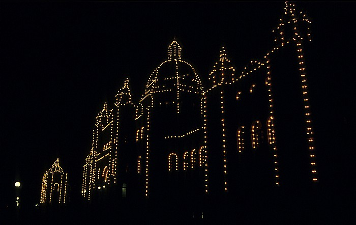 Victoria Parlamentsgebäude