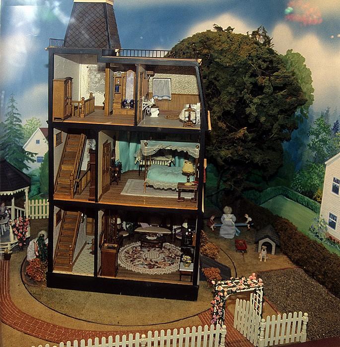 Victoria The Fairmont Empress Hotel: Miniature World