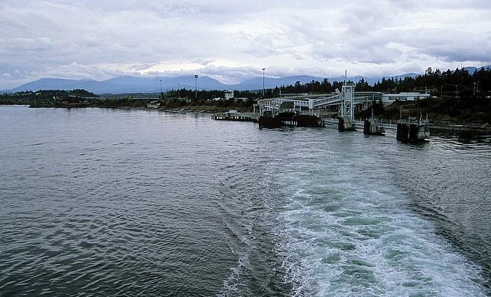 Nanaimo Fährhafen Duke Point Fährterminal