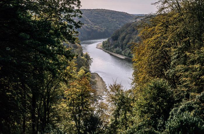 Donaudurchbruch Naturschutzgebiet Weltenburger Enge, Donau