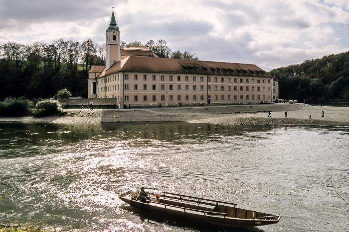 Weltenburg Donau, Kloster, Klosterkirche Benedektinerabtei
