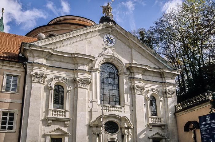 Weltenburg Klosterkirche Benedektinerabtei