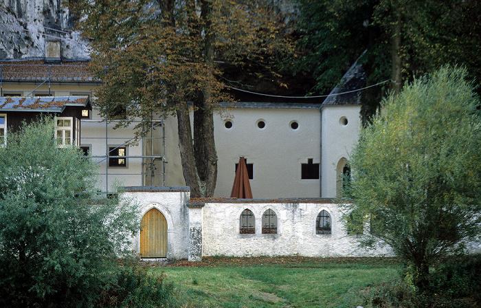 Donaudurchbruch Naturschutzgebiet Weltenburger Enge, Klösterl