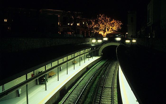 Athen U-Bahnhof Monastiraki