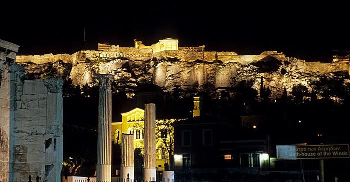 Rund um Akropolis und Agora Athen