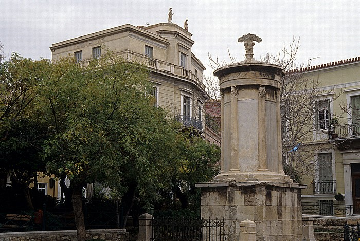 Athen Lysikratesmonument
