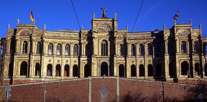 Maximilianeum München 2008