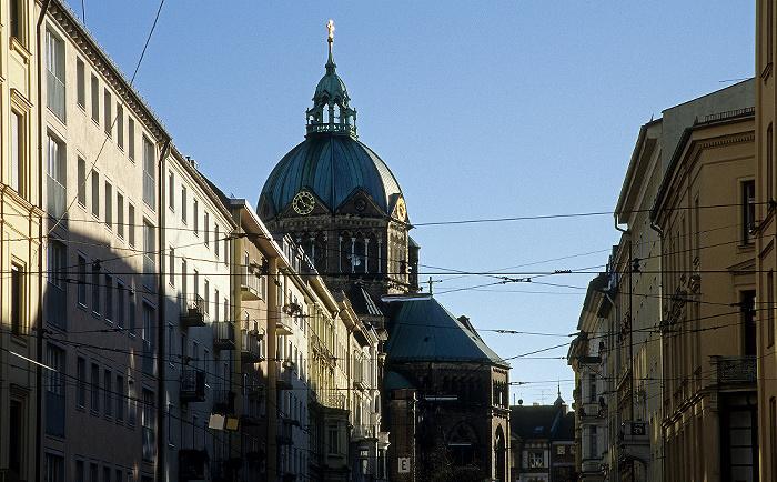 Thierschstraße, St. Lukas (Lukaskirche) München