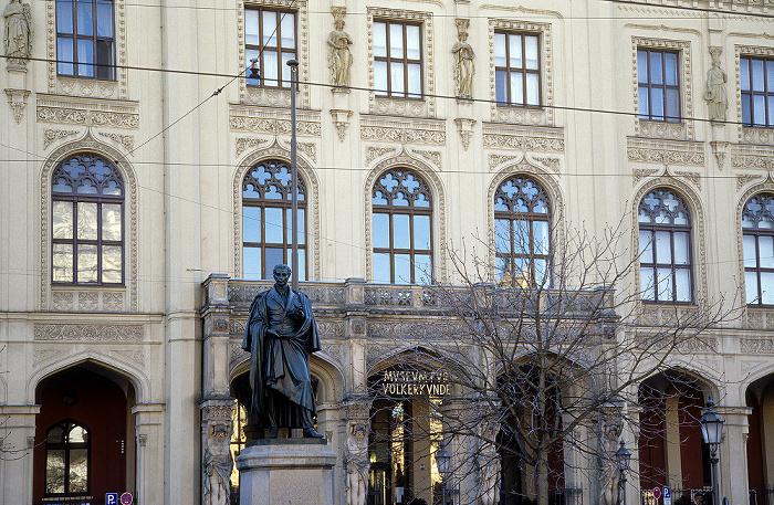 Maximilianstraße: Staatliches Museum für Völkerkunde München