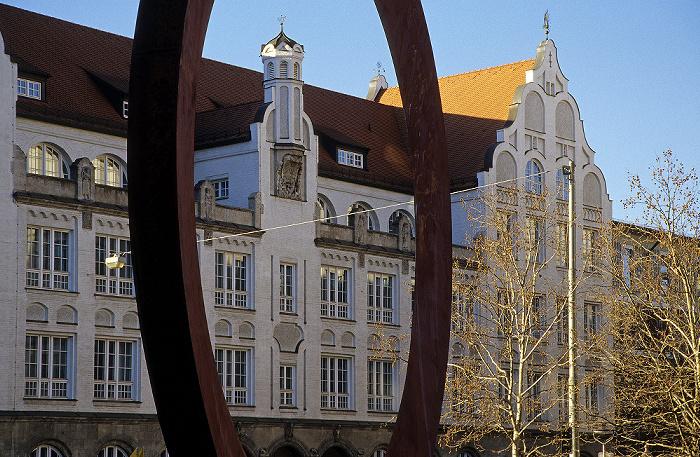 München Stahlplastik Der Ring Stahlplastik Der Ring
