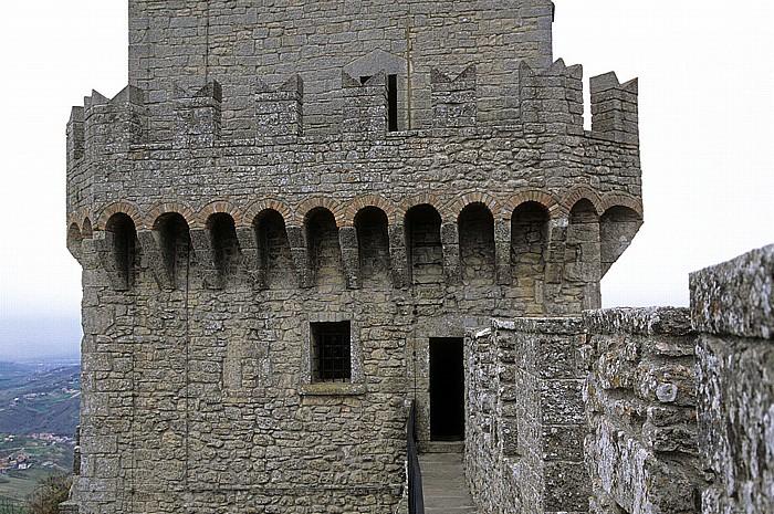 San Marino Wehrturm La Guaita