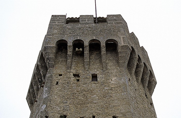 San Marino Wehrturm La Cesta